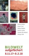 BILDWELT aufgefächert – Neue Ausstellung in Galerie 2. Stock öffnet